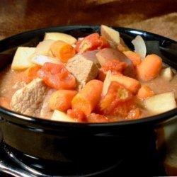Beef Stew - Crock Pot