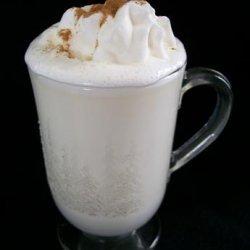 Creamy Hot Coconut Milk Deluxe