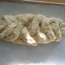 Gluten Free Challah Bread