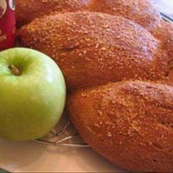 Whole Wheat Apple Cinnamon Bread - Bread Machine