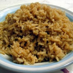 Brown Rice Pilaf