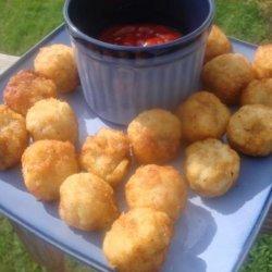 Homemade Potato Tots ( Tater Tots )