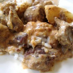 Cream Cheese Chuck Roast recipe