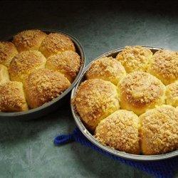 Orange Kisses (Breakfast Rolls-Bread Machine)
