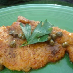Spicy Cajun Chicken With Capers and Lemons