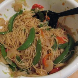 I Stole the Idea from Mirj  Sesame Noodles