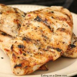 Easy Italian Chicken Marinade