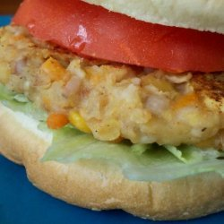 Lentil-Grain Burgers My Kids Will Eat!