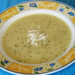 Creme Du Barry  (Cauliflower Soup)