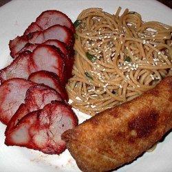 Chinese Roast Pork Tenderloin
