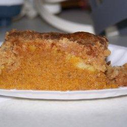 Pumpkin Upside-Down Cake