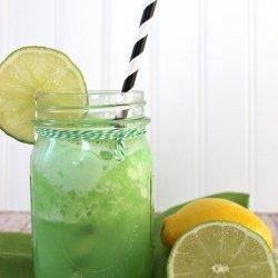 Lemon Sherbet Punch