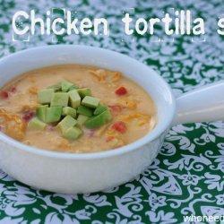 Chicken Tortilla Soup - Max and Erma's Copycat