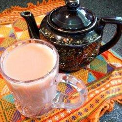 East African Cardamom Tea