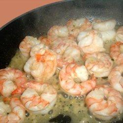 Grilled Garlic Shrimp