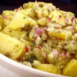 Potato Salad With Lemon-Dill Vinaigrette