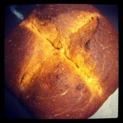 Tomato Basil Bread - by Hand or Bread Machine