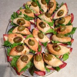 Kelly's Party Finger Sandwiches recipe