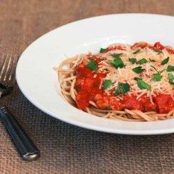Killer Spaghetti Sauce