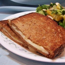 Fruity Grilled Cheese Sandwich recipe