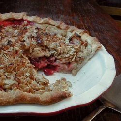 Apple-Cranberry Crisp Pie