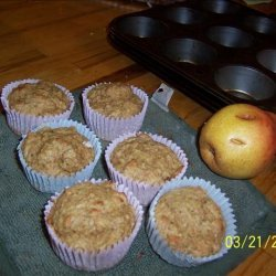 Wheat Germ Muffins (Whole Foods)