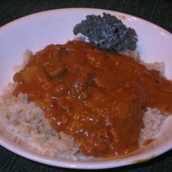 Beef Bombay Curry