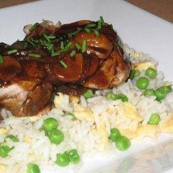 Pork Tenderloin With Gravy