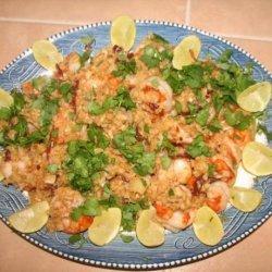 Shrimp With Sweet Toasty Garlic (Camarones Al Mojo De Ajo)