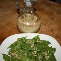 Sesame Seed Salad Dressing