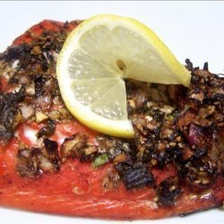 Cedar-Planked BBQ Salmon recipe