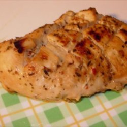 Kittencal's Easy Marinade for Grilled Chicken
